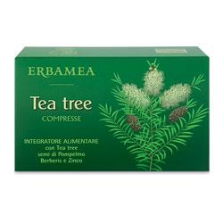 Tea tree linea di prodotti biologici antibatterici, antimicotici e antivirali