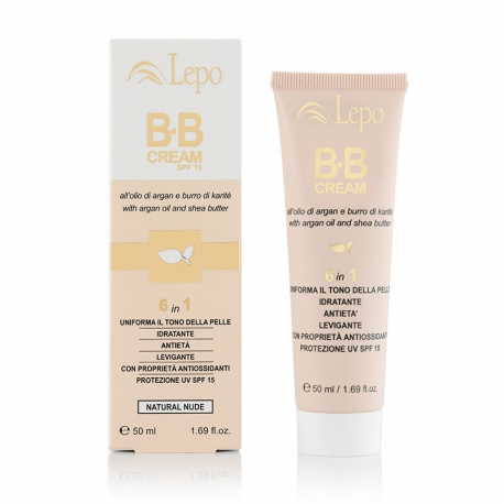 BB Cream 6 in 1
