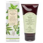 Shampoo scrub purificante e rinfrescante